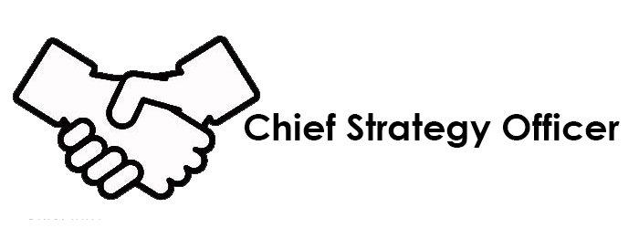 Chief Strategy Officer (#CSO)